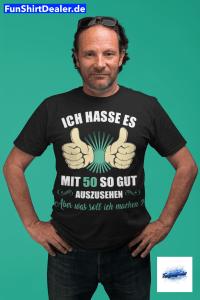 50 geburtstag mann geschenk gut aussehen t shirt