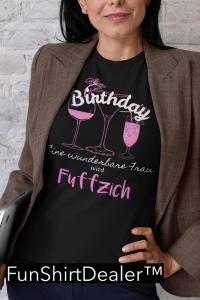 50 geburtstag frau geschenk lustig t shirt