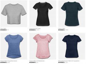frauen t shirts1