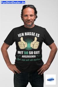 50 geburtstag mann geschenk so gut aussehen t shirt