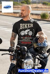 60 geburtstag mann geschenk biker motorrad lustig 1961 t shirt
