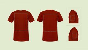 Unisex Tri Blend T Shirt von Bella Canvas2