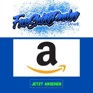 FunShirtDealer Unsere T Shirts auf Amazon